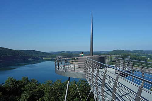 Skywalk am Biggesee